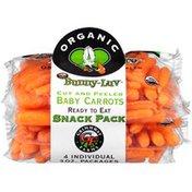 Bunny-Luv Bunny-Luv Organic Cut & Peeled Baby Carrots