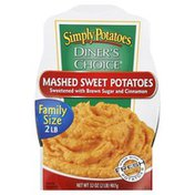 Simply Potatoes Mashed Sweet Potatoes, Family Size