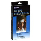 Coralite Cooling Headache Pads for Migraine Headaches