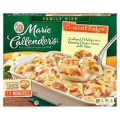 Marie Callender's Creamy Cheese Scallop Potatoes With Ham Bake