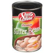 Shurfine Premium Butter Beans
