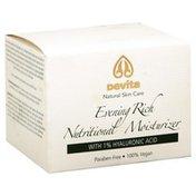 Devita Evening Rich Nutritional Moisturizer with 1% Hyaluronic Acid