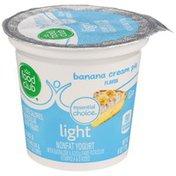 Food Club Light Nonfat Yogurt