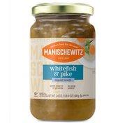 Manischewitz Whitefish & Pike, in Liquid Broth