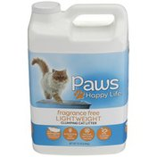 Paws Happy Life Unscented Cat Litter Scoop