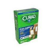 CURAD Flex-Fabric Finger & Knuckle Bandages