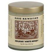 Rare Hawaiian Honey, Organic White