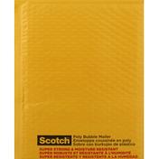 Scotch Cushioned Mailer, #2, Manila
