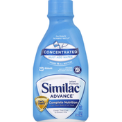 Similac Infant Formula, Concentrated, with Iron, Birth to 12 Months