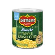 Del Monte Kernel Corn, Whole, Golden Sweet
