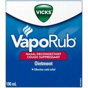 Vicks VapoRub 190mL Vicks VapoRub Ointment 190mL