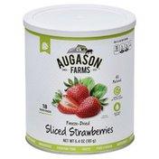 Augason Farms Strawberries, Freeze-Dried, Sliced