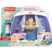 Fisher-Price Cuddle & Play Nursery