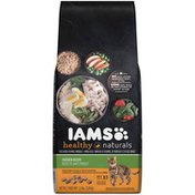 IAMS Healthy Naturals Chicken Recipe Adult 1+ Years Cat Food