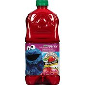 Apple & Eve 100% Juice, Bert & Ernie's Berry, No Sugar Added
