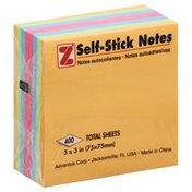 Z Self-Stick Notes