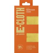 E-Cloth Cloth, Bathroom