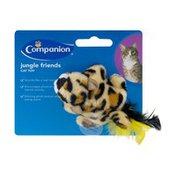 Companion Cat Toy Jungle Friends