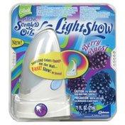 Glade Oil Light Show, Scented, Berry Burst