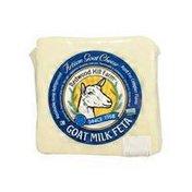 Redwood Hill Farm Goat Feta Cheese Chunk
