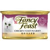 Fancy Feast Grilled Chicken Feast in Gravy Wet Cat Food