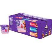 Light + Fit Nonfat Regular Variety Pack Yogurt