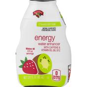 Hannaford Water Enhancer, Strawberry Kiwi, Energy