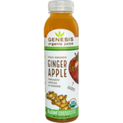 Genesis Organic Juice Apple Ginger