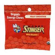 Honey Stinger Energy Chews, Fruit Smoothie