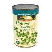 Westbrae Natural Sweet Peas, Organic