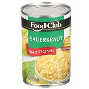 Food Club Traditional Sauerkraut