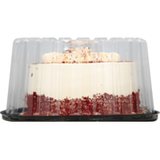 First Street Cake, Red Vel, Cream Cheese, 2 Layer