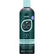 HASK Conditioner, Invigorating, Tea Tree Oil & Rosemary
