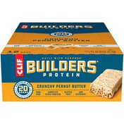 CLIF BAR Protein Crunchy Peanut Butter Protein Bars