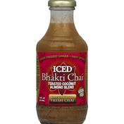 Bhakti Iced Chai, Toasted Coconut Almond Blend