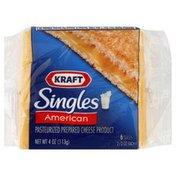 Kraft Cheese, Singles, American