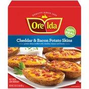 Ore-Ida Cheddar & Bacon Potato Skins
