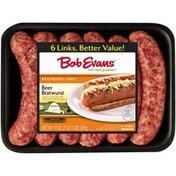 Bob Evans Farms Beer Bratwurst ID 231 Dinner Sausage