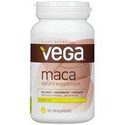 Vega Maca Dietary Supplement 750mg Vegicaps