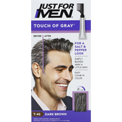 Just For Men Touch of Gray, Dark Brown T-45