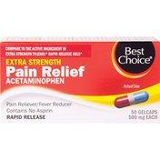 Best Choice Extra Strength Pain Killer