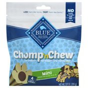 Blue Treats For Dogs, Mini