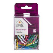 Smart Living Paper Clips - 150 CT
