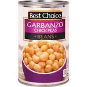 Best Choice Garbanzo Chick Peas Beans