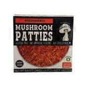 Shroomeats Gluten Free Mushroom Patties