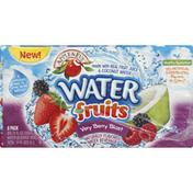 Apple & Eve Water Beverage, Very Berry Blast, 8 Pack