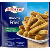 Birds Eye Broccoli & Potato Fries