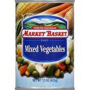 market basket Mixed Vegetables, Fancy