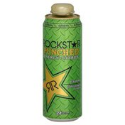 Rockstar Energy + Citrus, Acai Berry Citrus Punch Flavor