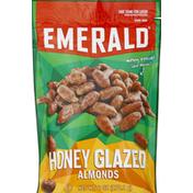 Emerald Supplements Almonds, Honey Glazed